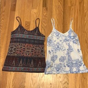 2 Urban Outfitters Tanks
